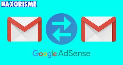 mengganti email admin adsense
