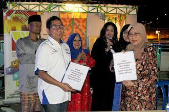 Majlis Menandatangani MOU antara MYPORT & KOPSTAR di Program Raya bersama SelangorFM