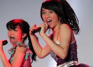 ini foto skandal Abe Maria AKB48 Team TP gravure graduation photobook