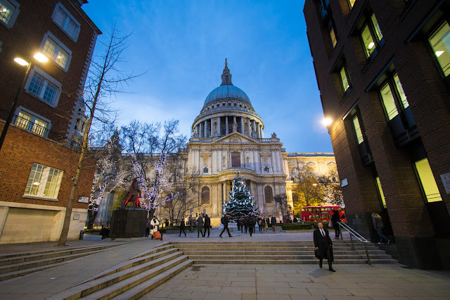 St. Paul's Cathedral-Londra
