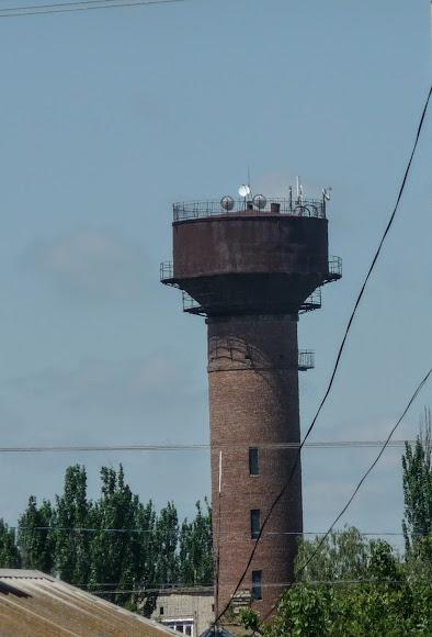 Новоолексіївка. Водогінна вежа