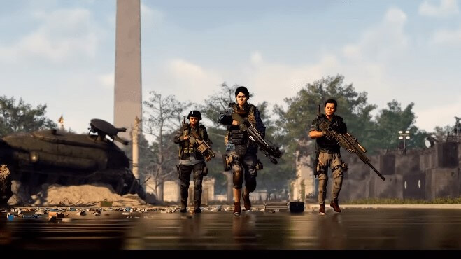 The Division 2 New Endgame Trailer