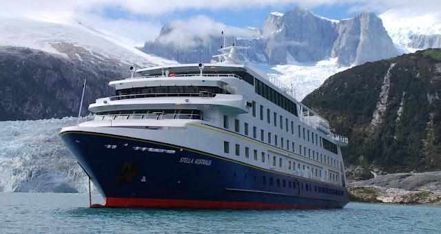 Australis Expedition Cruises, Ushuaia, Punta Arenas, Patagonia