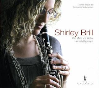 Shirley Brill, C.M. Von Weber, H. Baermann