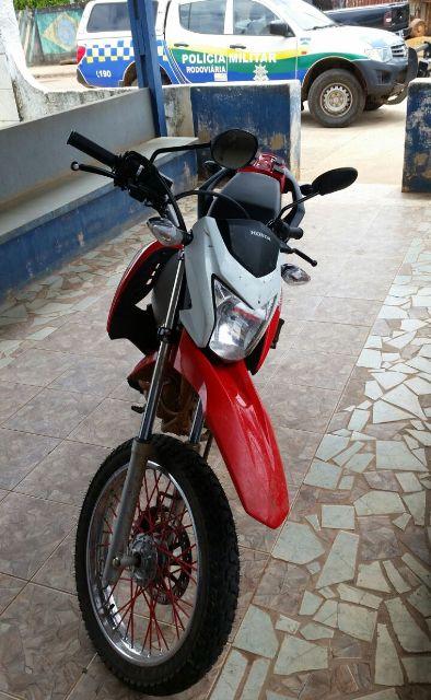 Duas motocicletas roubadas em Porto Velho são recuperadas por Guarnição da PM