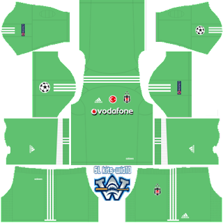 Bjk-sampiyonlar-ligi-dls-17-forma-kits-kaleci