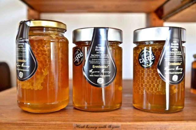 """""""Μελισσοκομία Μπαϊρακτάρη"""" στην Ερμιονίδα"""