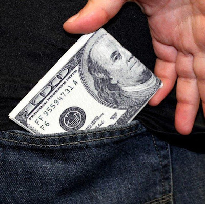 $100 Dollar Wallet