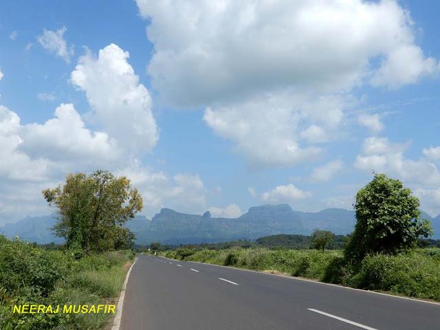 Mumbai to Malshej Ghat Road
