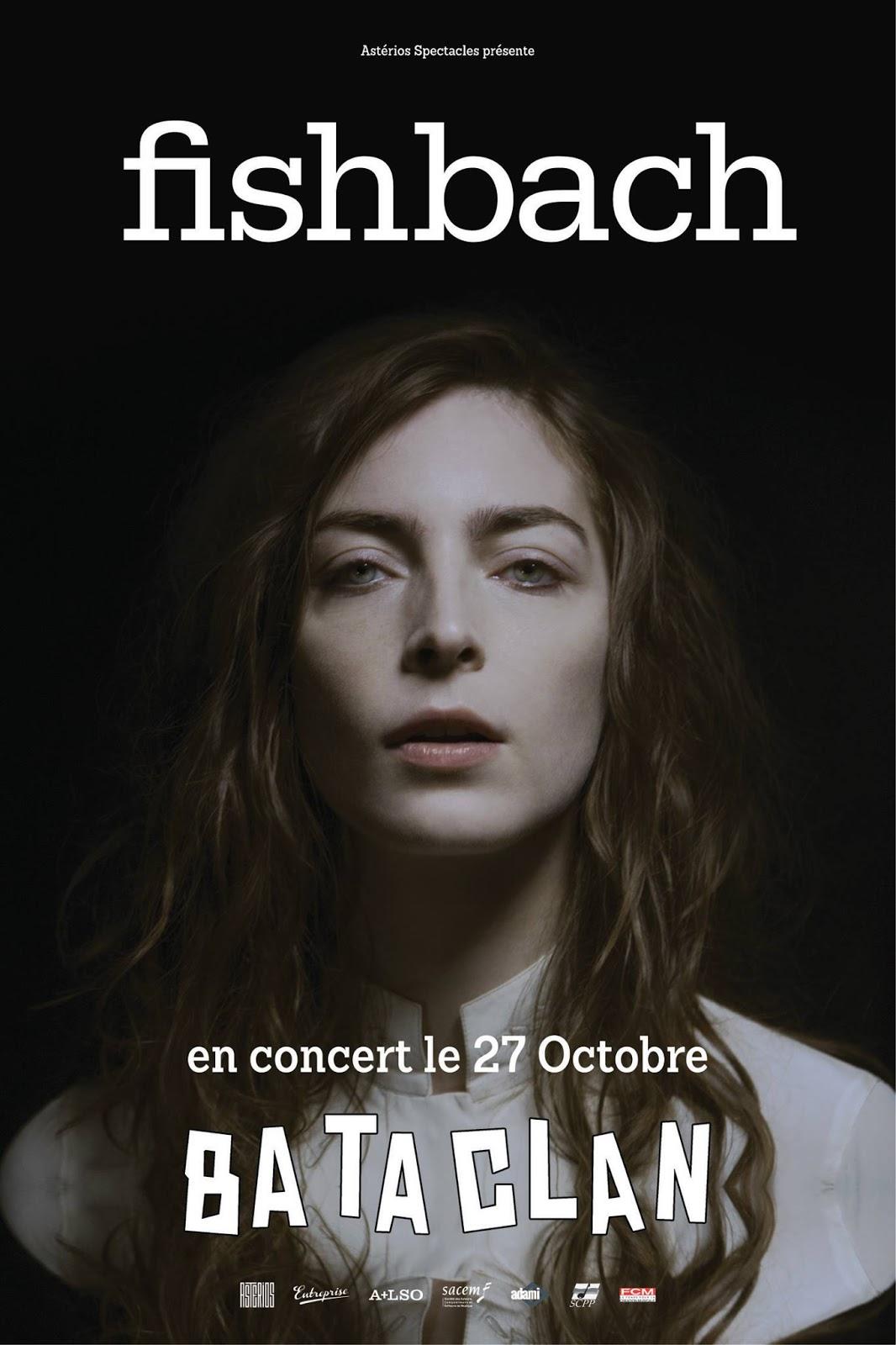 Fishbach - À ta merci - La nueva sensación de la música francesa - Concierto completo en la sala Bataclan de París