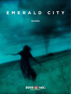 Emerald City Serie Poster 1