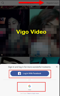 Vigo Video Apps Ko Download aur Install