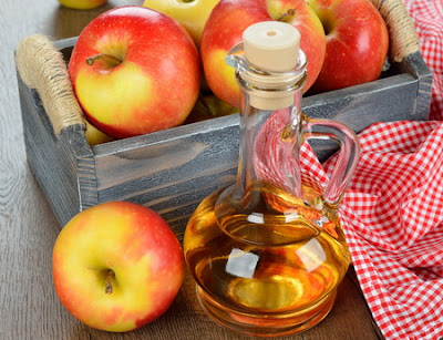cara menghilangkan bekas luka dengan cuka apel