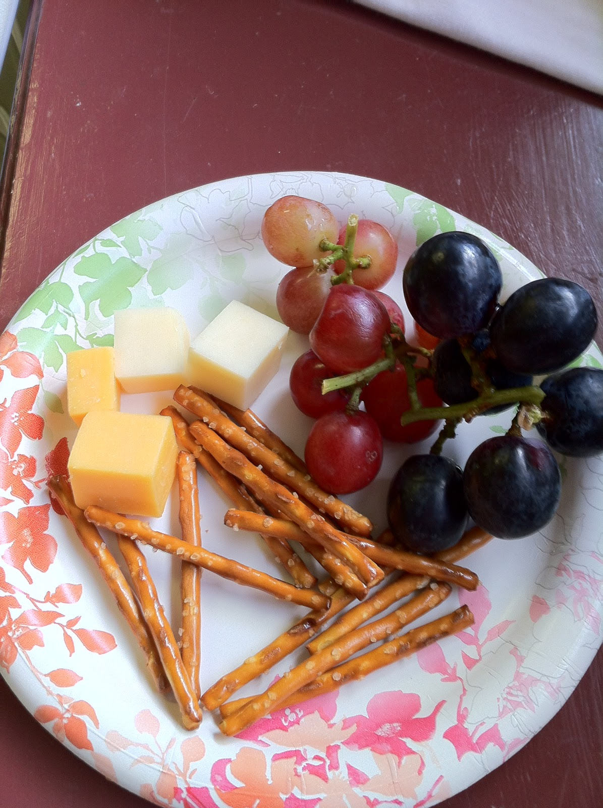 Week Of Menus: SKY Vacation Bible School Snacks: Healthier