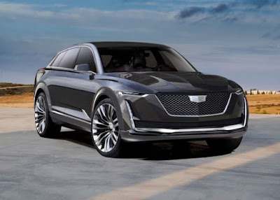 Cadillac XT9: Critique, design, prix