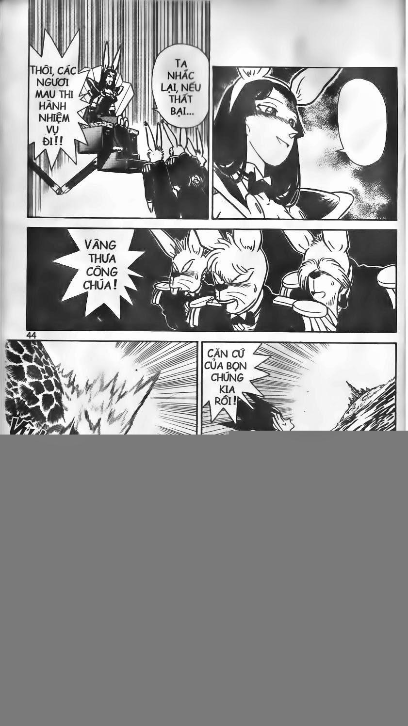 Yaiba chap 135 trang 9