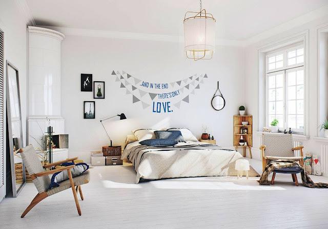 Decordemon Scandinavian Style Apartment In Delhi