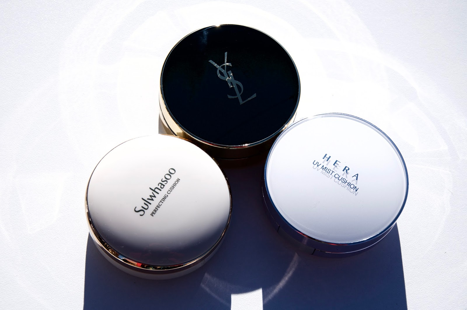 THE REVIEW: YSL LE CUSHION ENCRE DE PEAU FUSHION INK FOUNDATION SPF 23