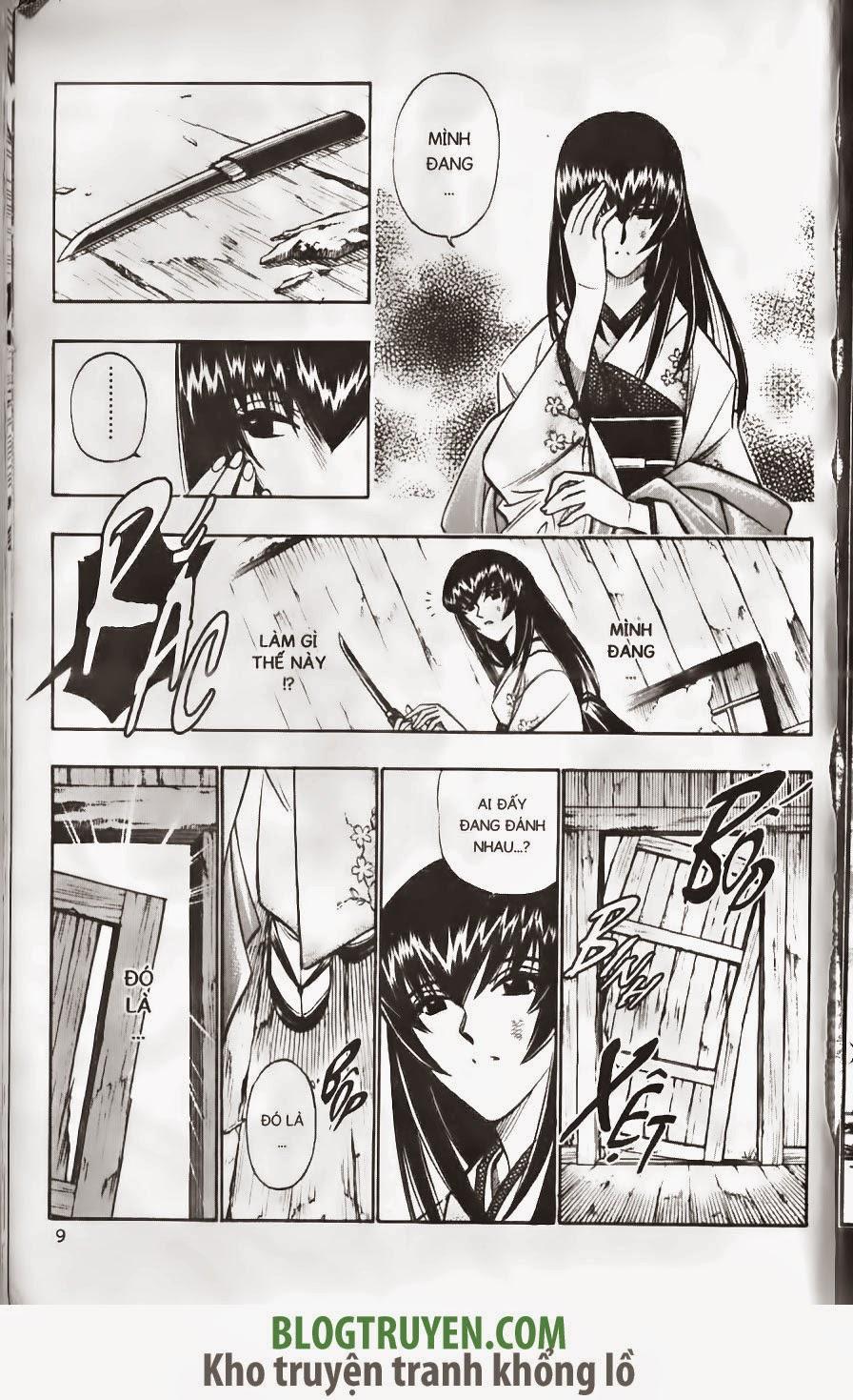 Rurouni Kenshin chap 178 trang 7