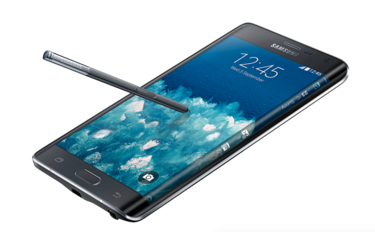 Samsung Galaxy Note Edge performance benchmarks