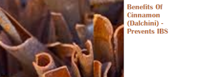 Benefits Of Cinnamon (Dalchini) -  Prevents IBS