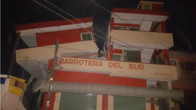 La amenaza de tsunami en México después de terremoto de 8,1 grados, se ha desactivado