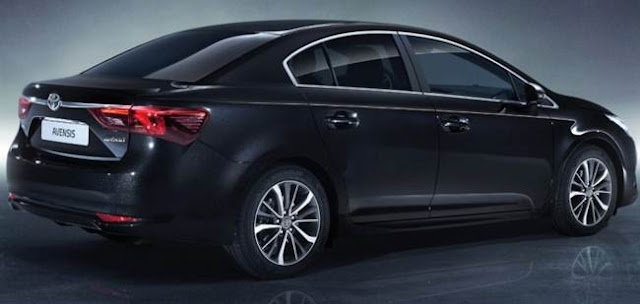 2018 Toyota Avensis Specs, Release Date, Price