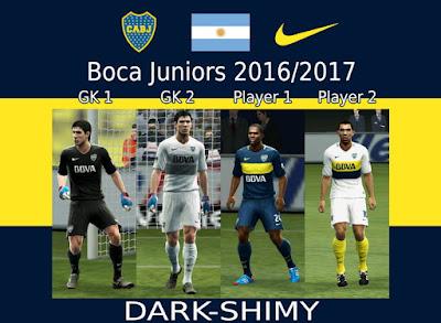 Boca Juniors 2016/2017
