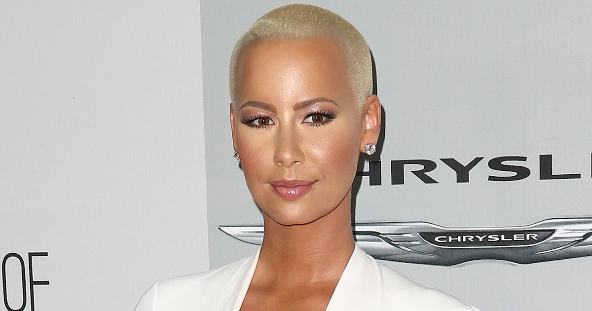 Amber Rose Leaked Nude Photos