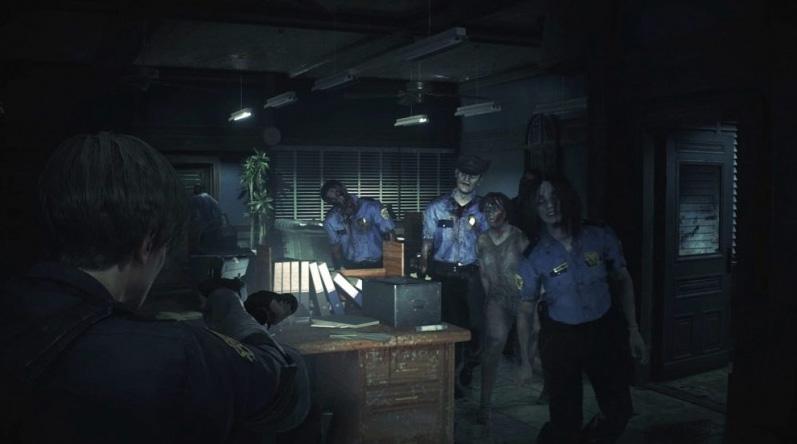 إضافات مجانية فب لعبة Resident Evil 2 ستأتي بعد الإطلاق