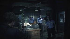 إضافات مجانية في لعبة Resident Evil 2 ستأتي بعد الإطلاق