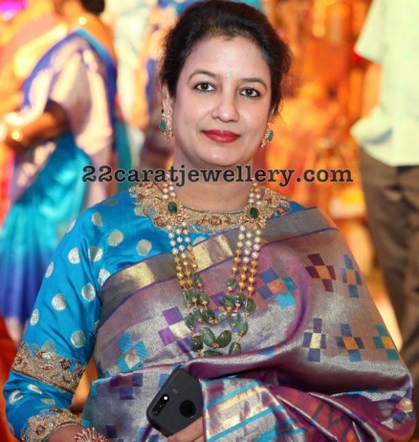 Guests at Hanisha Chalavadi Wedding
