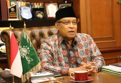 Ahok Rendahkan Martabat KH Makruf Amin, Kiai Said : Warga NU Tidak Akan Pilih Orang Yang Menyinggung NU