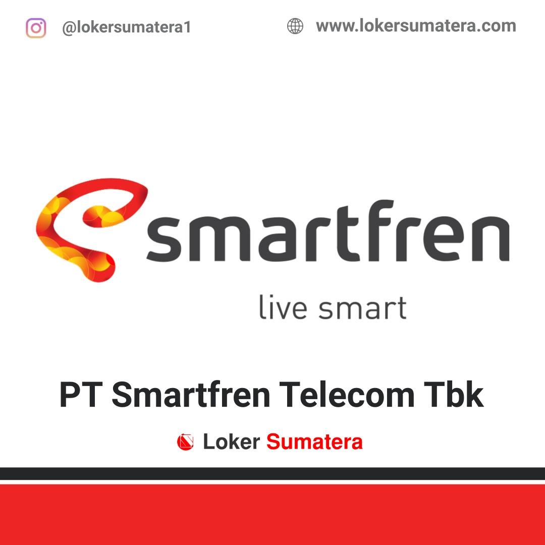 Lowongan Kerja PT Smartfren Telecom Tbk Pekanbaru Februari 2020