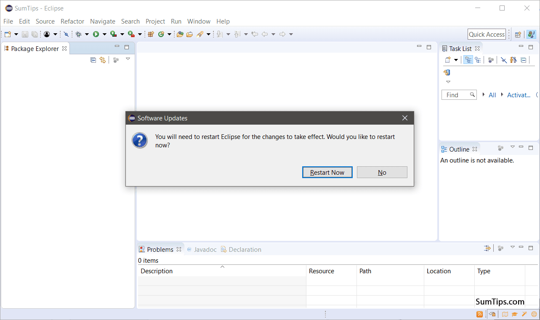 Install TestNG via Repository 8