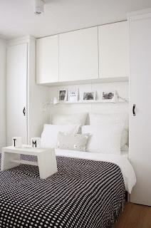 ide tempat penyimpanan di dalam kamar desain kamar modern