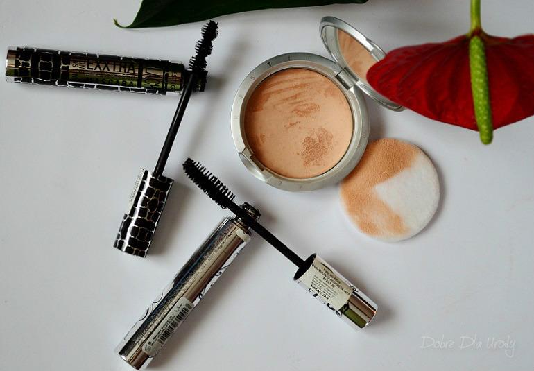 Prestige Cosmetics kosmetyki z ameryki - puder i tusze do rzęs
