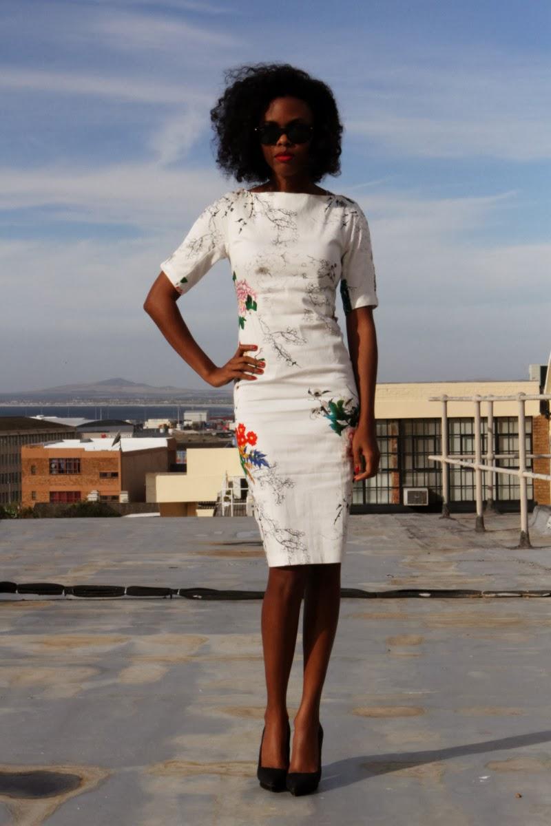 910016ae6 Neo-Asian Sun Dress gifted via ROMWE