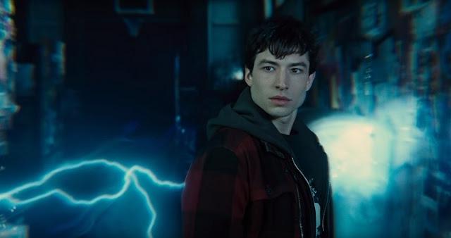Ezra Miller protagonizará la película de Flash