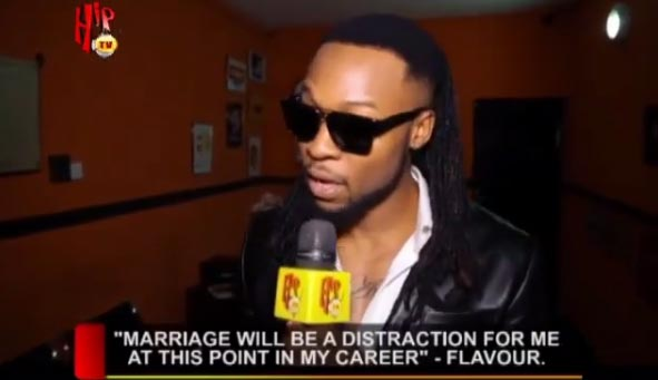 Flavour N'abania: Your Music Career Dies The Moment You Get Married - Do You Agree?