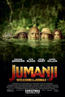 Jumanji : Welcome To The Jungle (2017)