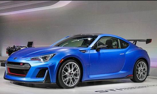 2018 Subaru BRZ Redesign and Powertrain Upgrade - Blog Suv