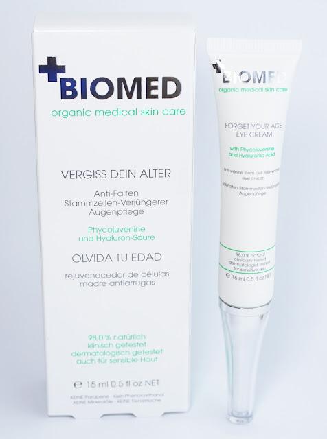 Biomed -  Vergiss dein Alter Anti-Falten Stammzellen-Verjüngerer Augenpflege