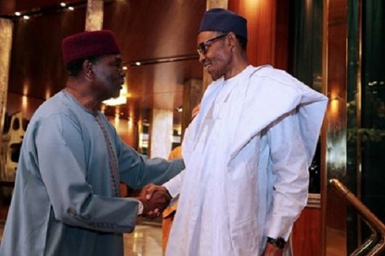 How Gowon Visits President Buhari Days After Apologising To BIAFRA Communities :PHOTOS