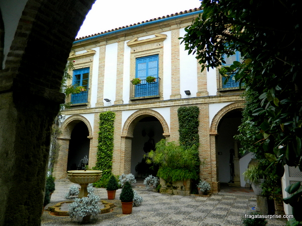 Pátio do Palácio de Viana, Córdoba