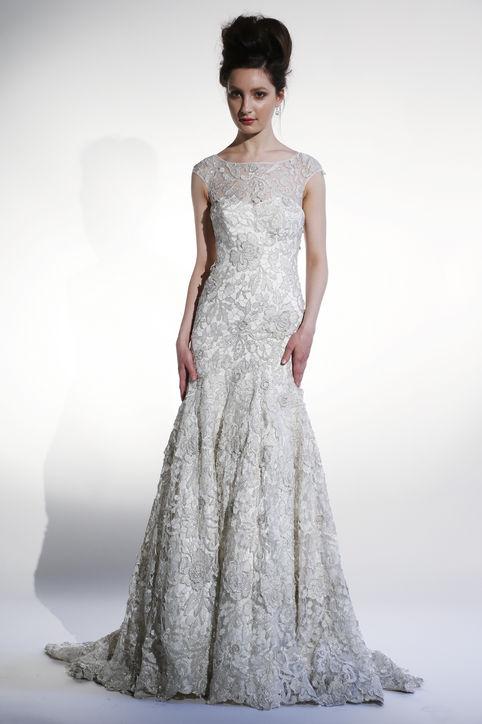 Espectaculares vestidos de novias | las mejores tendencias en la moda