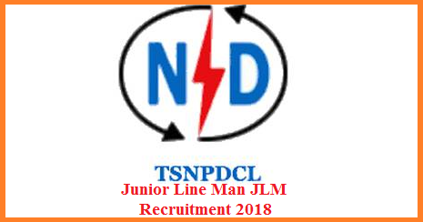 TS NPDCL Junior Lineman JLM Direct Recruitment Notification 2018 Apply Online @tsnpdcl.cgg.gov.in