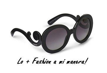 ed34c8f2e9 Gafas Prada Estilo Barroco lacasadelmonte.es