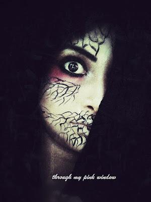 Easy Halloween makeup look step by step tutorial | Silence of Death