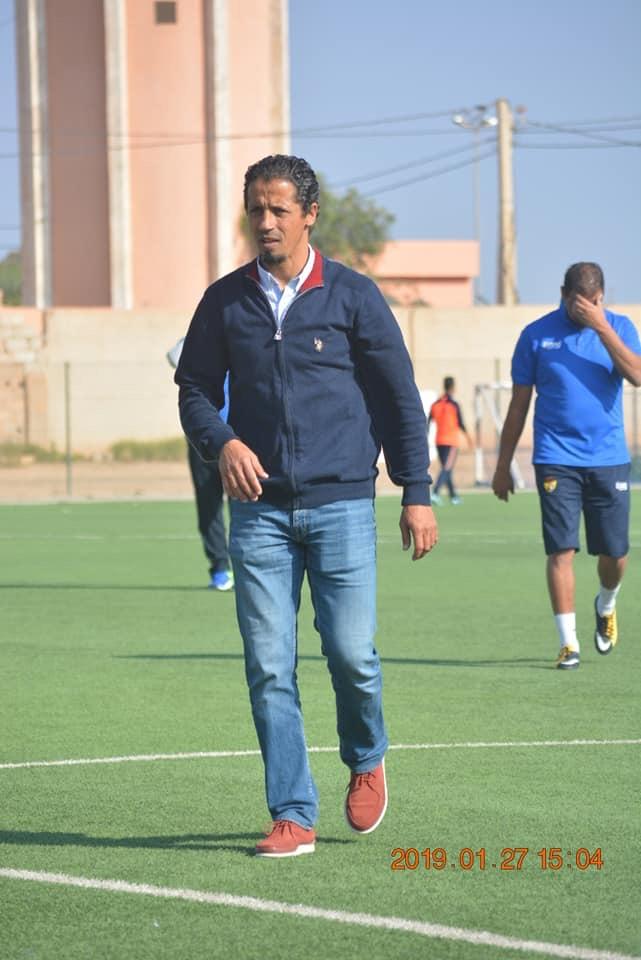 رغم الصعوبات..المدرب أبرامي ينجح في ضمان بقاء شباب هوارة ضمن أندية القسم الوطني هواة